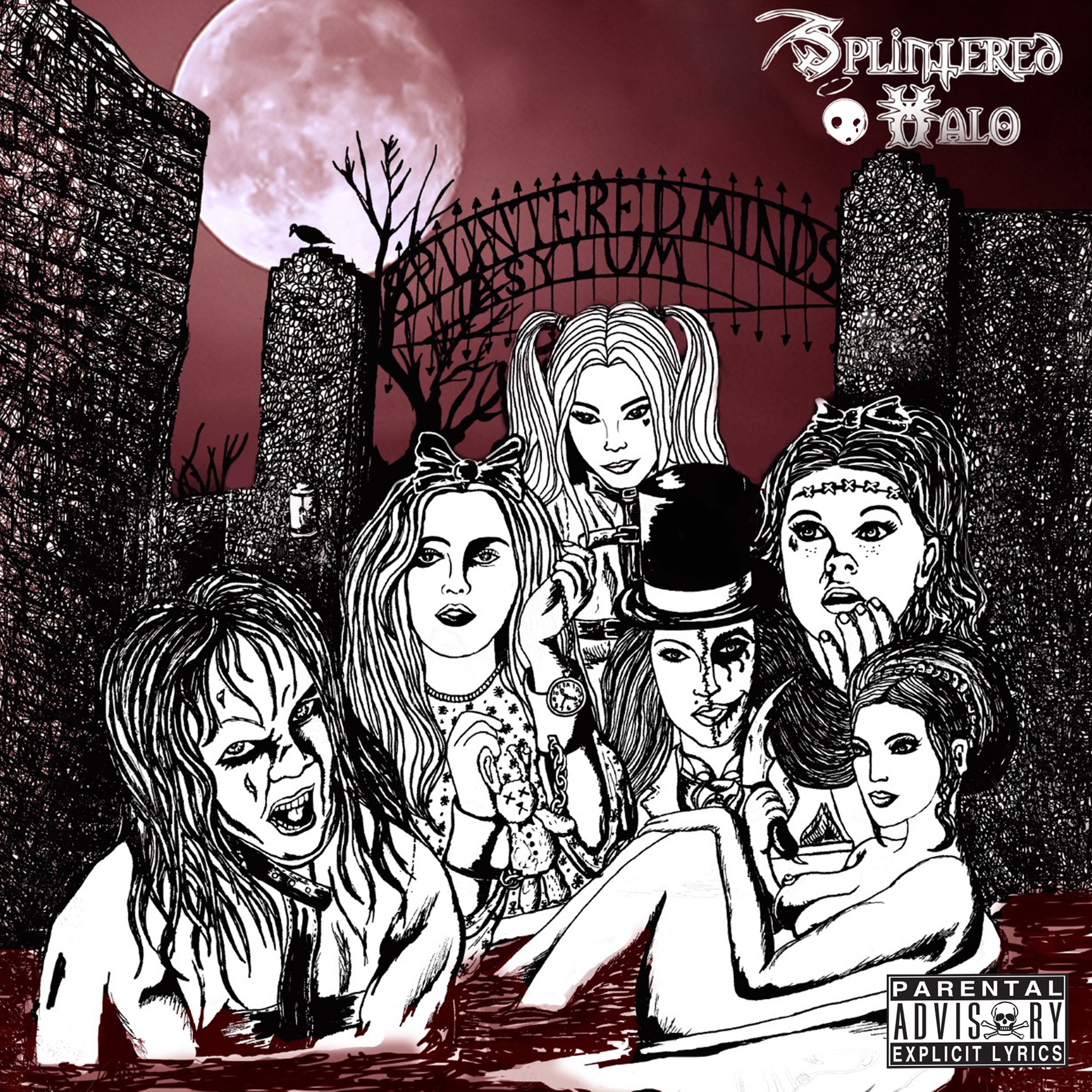 Splintered Halo – The Splintered Minds Asylum