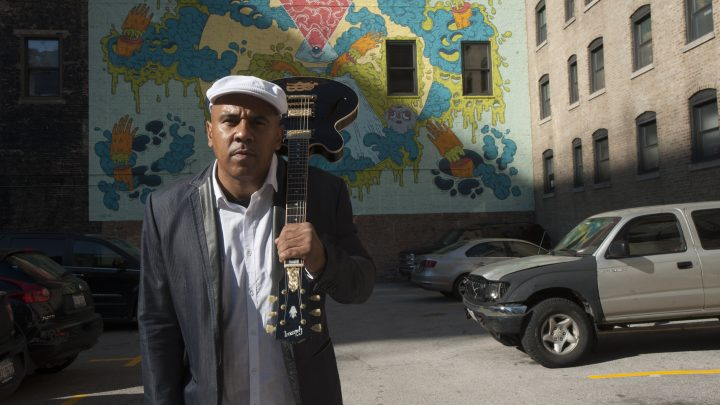 Ronnie Baker Brooks announces first album in 10 years