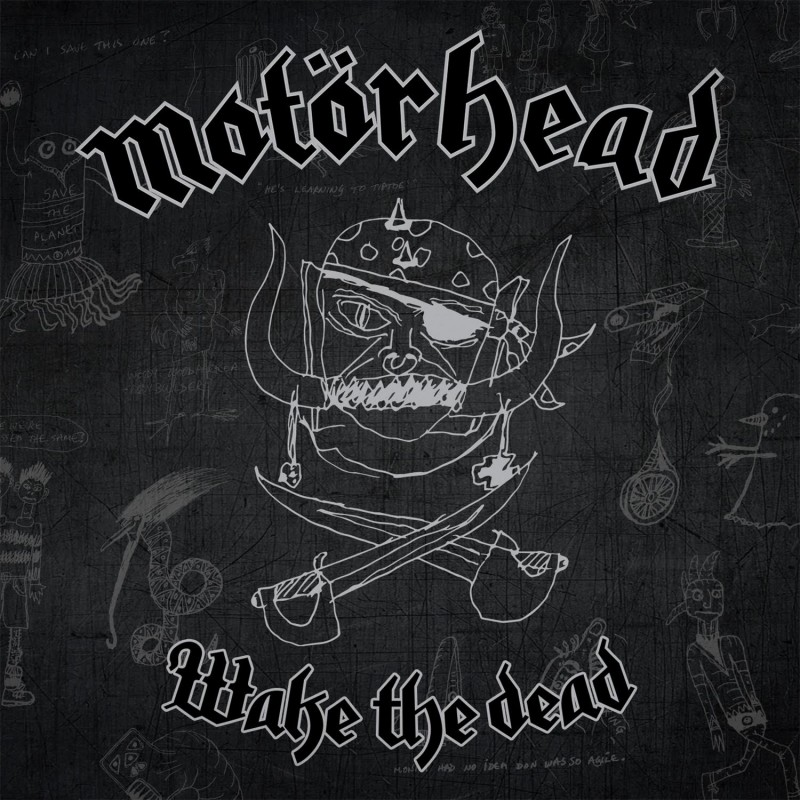 motorhead wake the dead box set bad magic vinyl picture disc