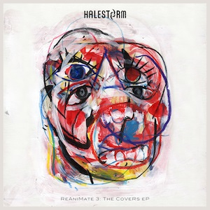 HALESTORM announce third EP covers collection – out Jan 6