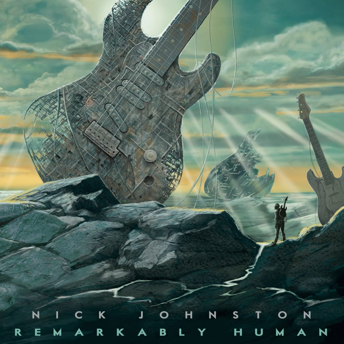 Nick Johnston – Remarkably Human