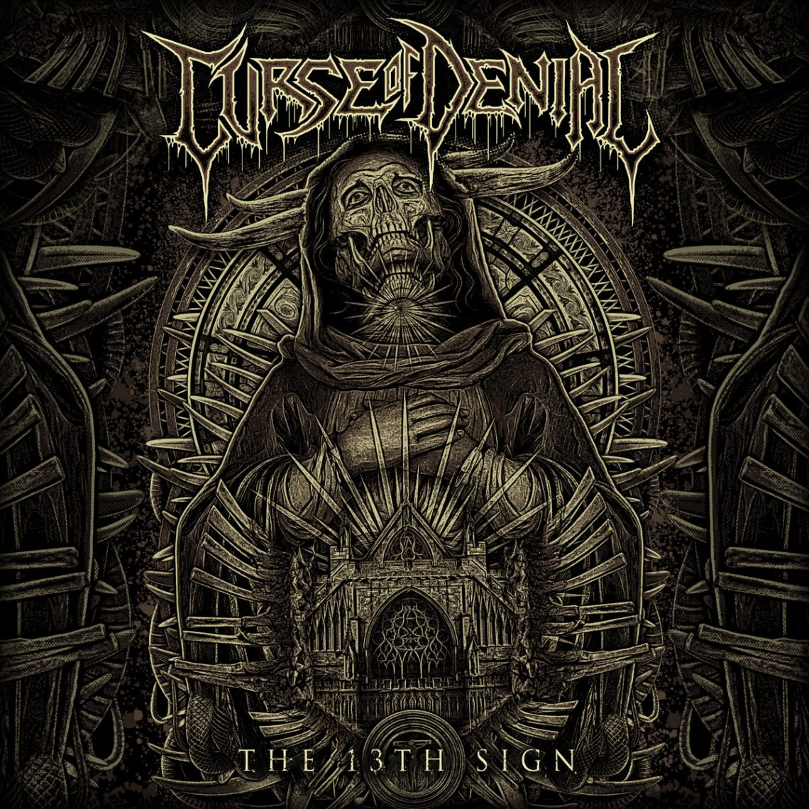 Curse of Denial – The 13th Sign CD Review