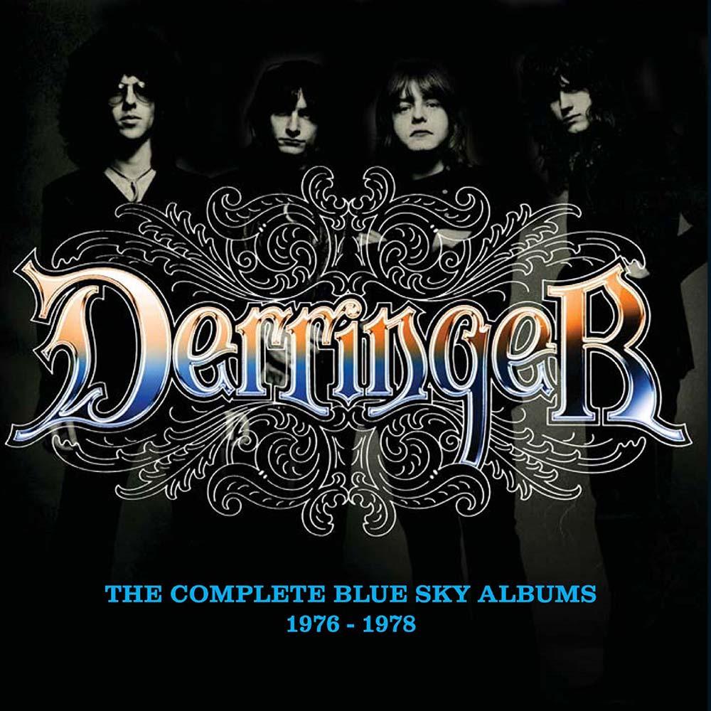 Derringer – The Complete Blue Sky Albums 1976-1978
