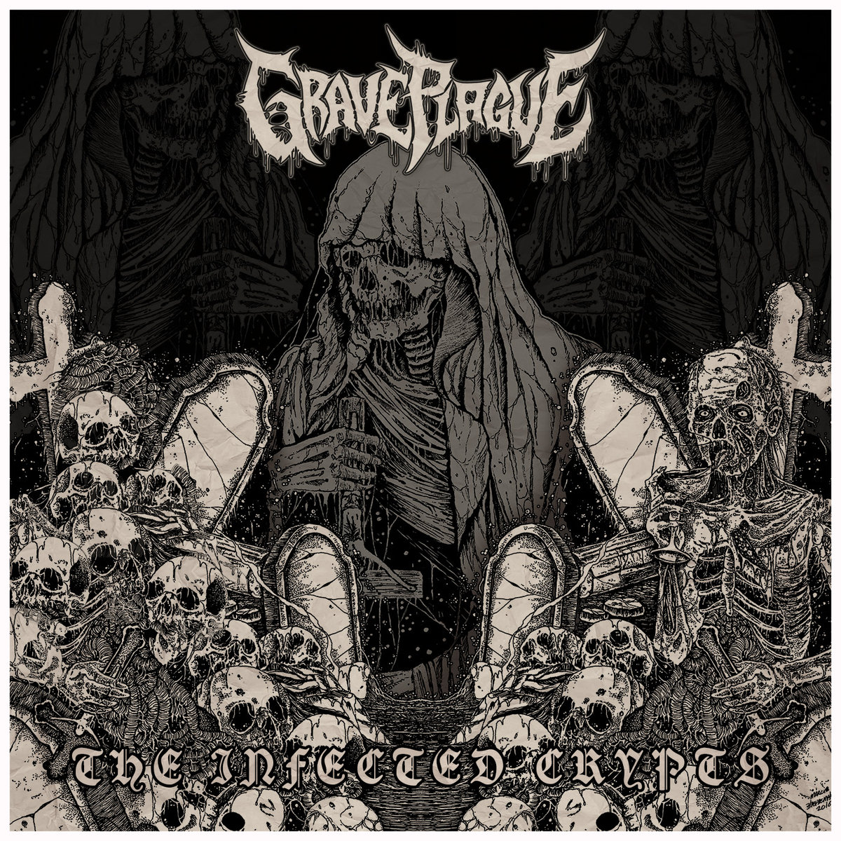 Grave Plague – The Infected Crypts Review