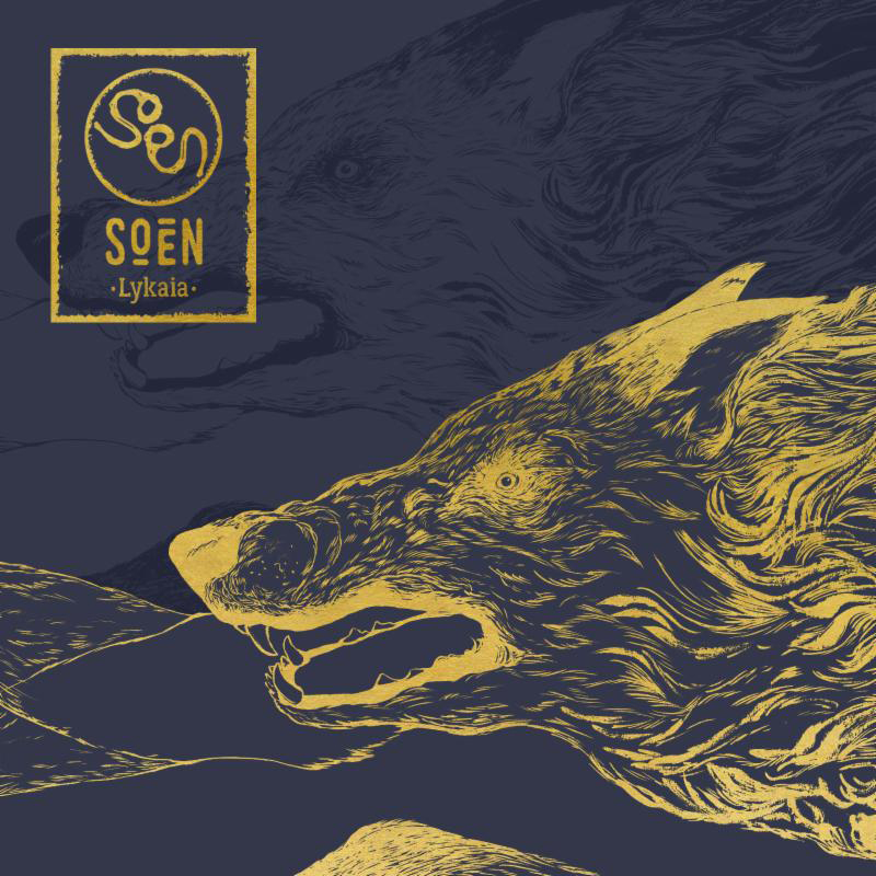 Soen – Lykaia CD Review