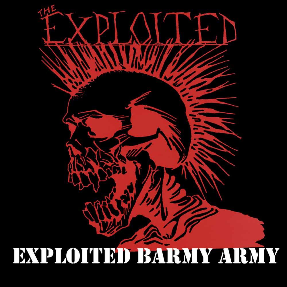 The Exploited – Exploited Barmy Army