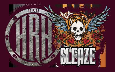 More Sleaze, the HRH way!
