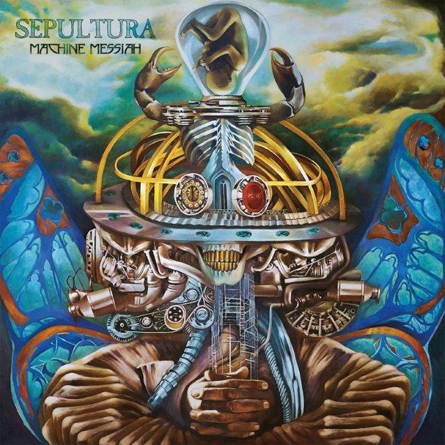 SEPULTURA – MACHINE MESSIAH