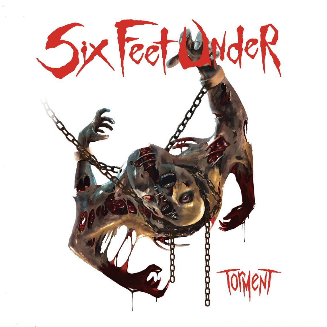 Six Feet Under – Torment  CD Review