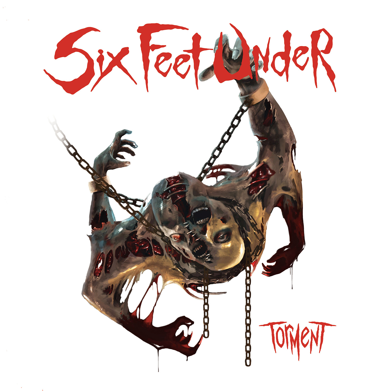 Six Feet Under – Torment  CD Review