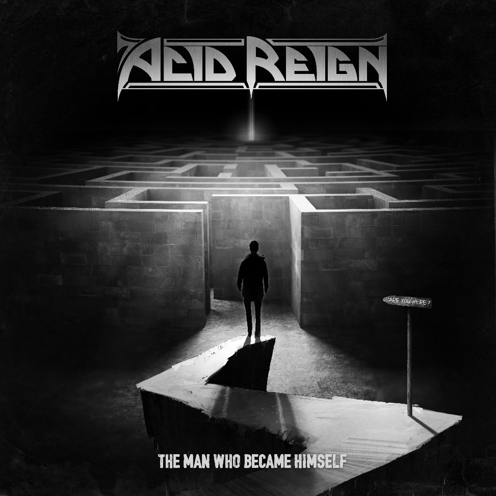 Acid Reign – 'The Man Who Became Himself' The new single available March 2017