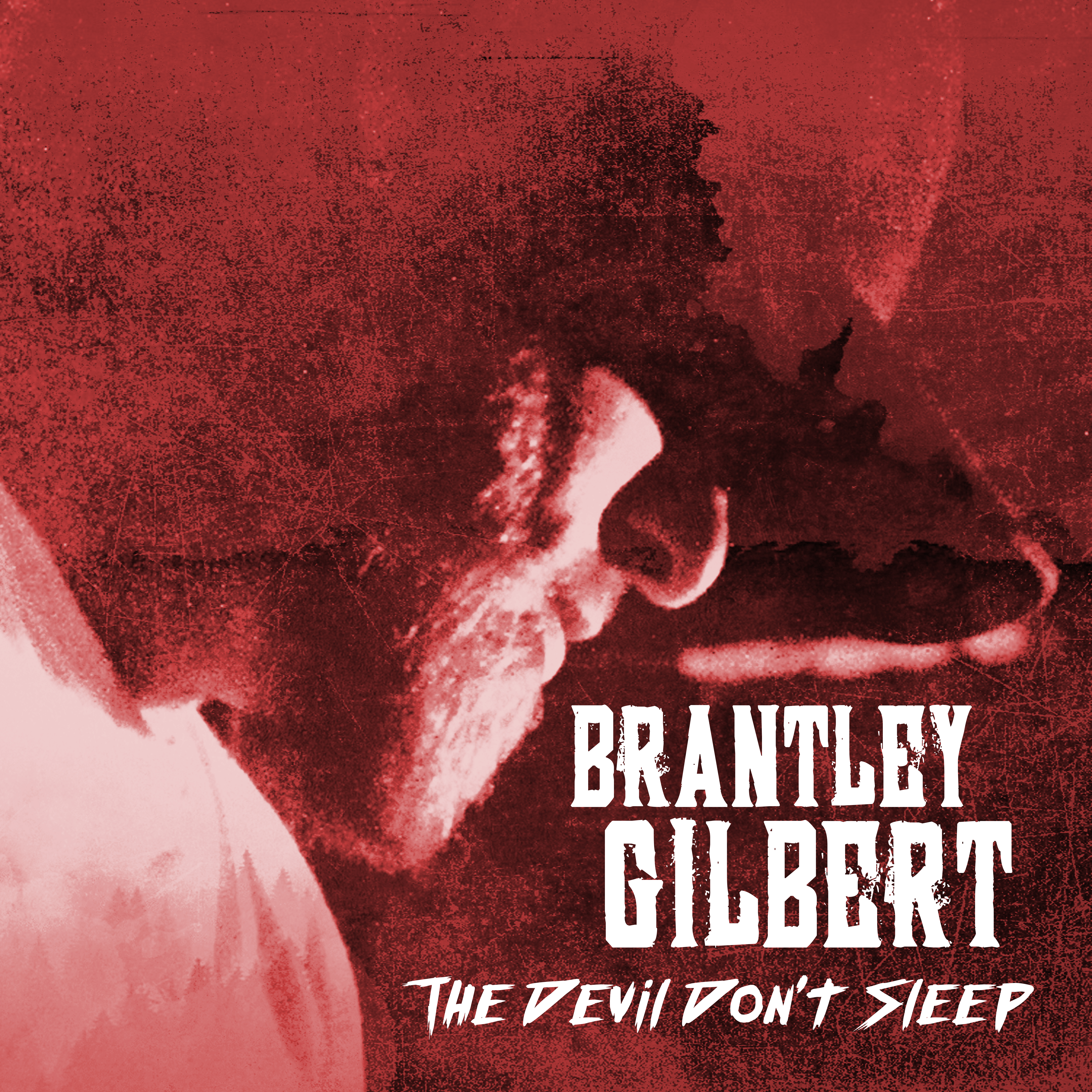 BRANTLEY GILBERT'S THE DEVIL DON'T SLEEP NEW ALBUM