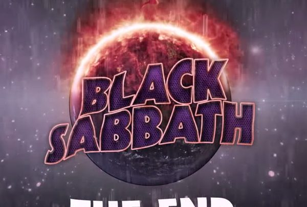 Black Sabbath 31/01/2017 O2 Arena London Gig Review