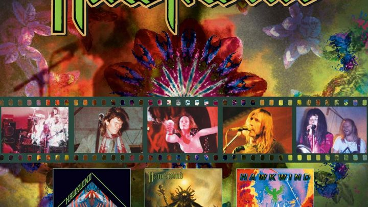 Hawkwind – The GWR Recordings 1988-1991
