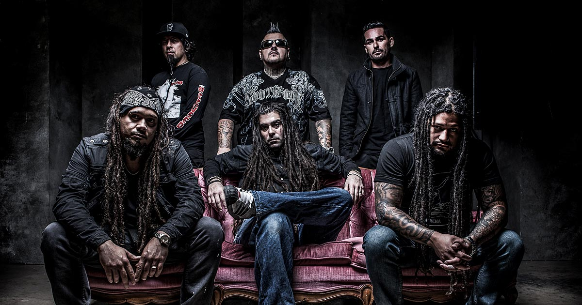Ill Nino 15 years of revolution UK tour this March