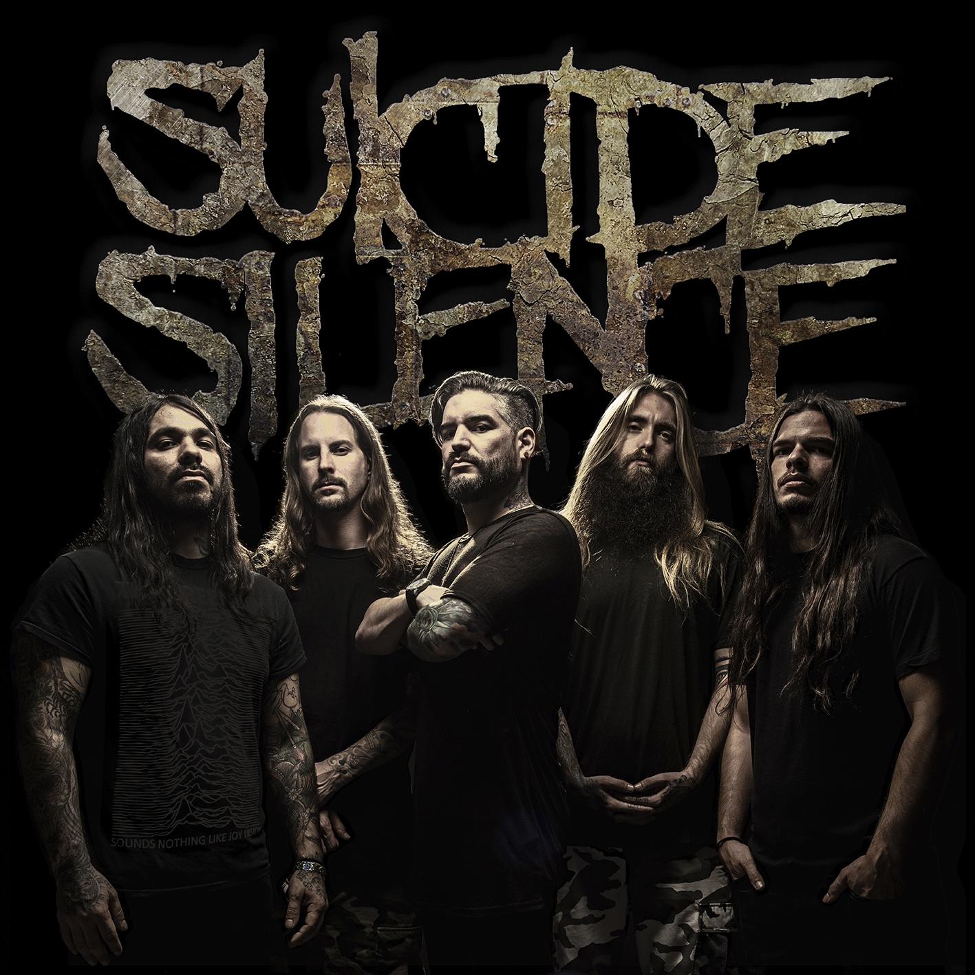 Suicide Silence- Suicide Silence