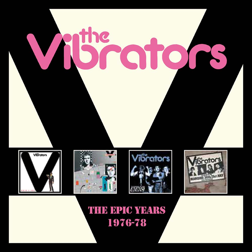 The Vibrators – The Epic Years 1976-1978