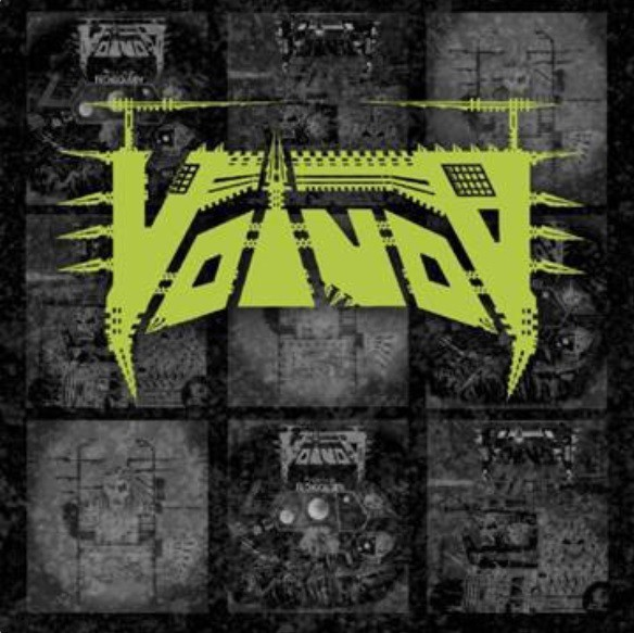 VOIVOD ANOUNCE NEW ALBUM: 'BUILD YOUR WEAPONS