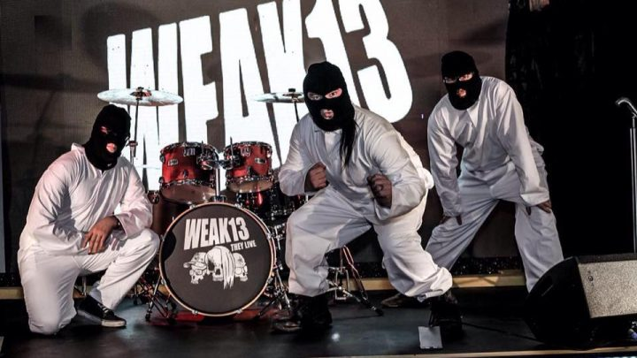 "WEAK13 release new music video for ""Obey The Slave"