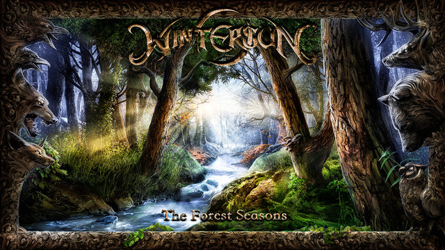Wintersun – The Forest Seasons – Mail Order Only Box Set