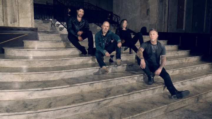 "Metallica – ""Helping Hands…Live & Acoustic At The Masonic"""