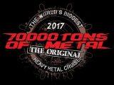 70000 TONNES OF METAL