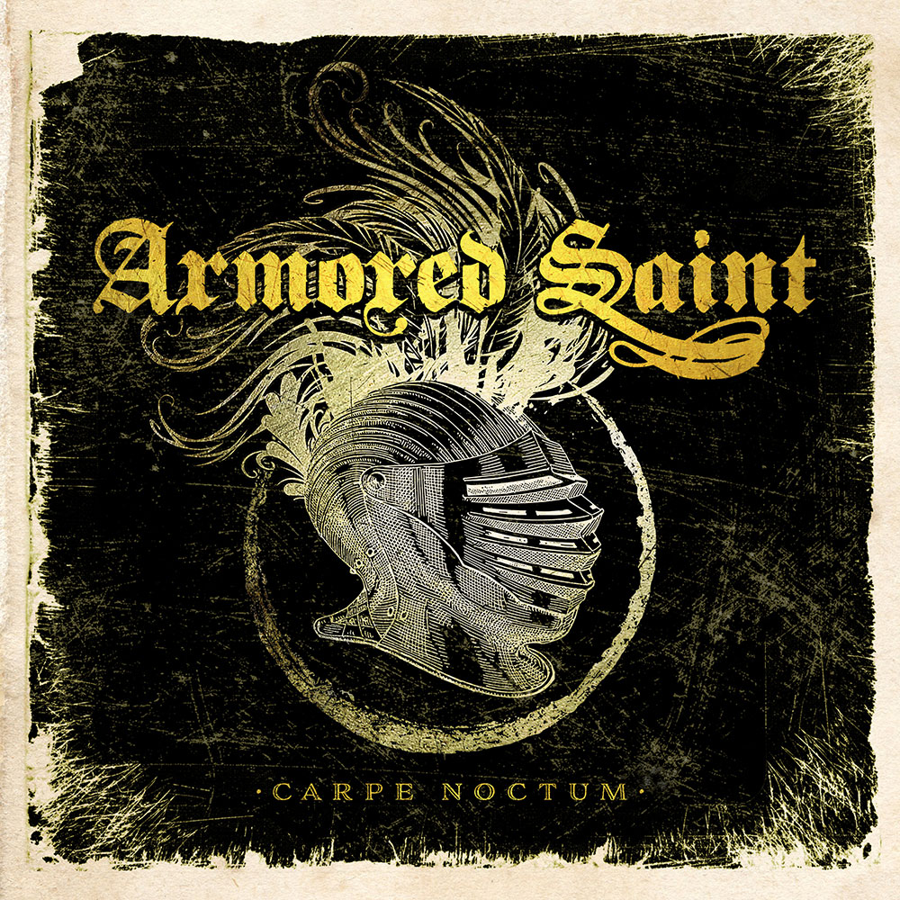 CD REVIEW – ARMORED SAINT – CARPE NOCTUM (LIVE)