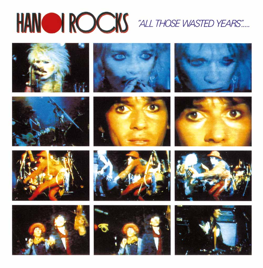 Live Album Review: 'All Those Wasted Years', Hanoi Rocks