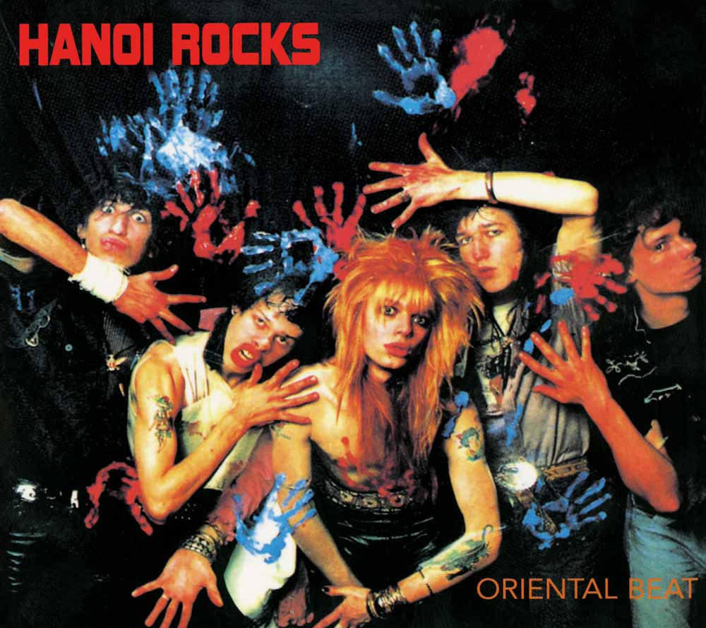 Album Review: Hanoi Rocks Reissues