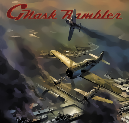 Gnash Rambler – Gnash Rambler