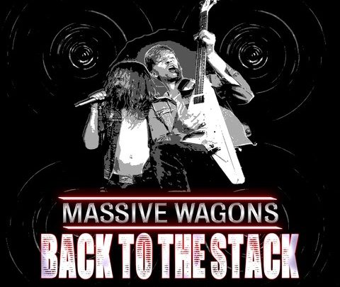Massive Wagons release charity single and video in memory of the late Rick John Parfitt.