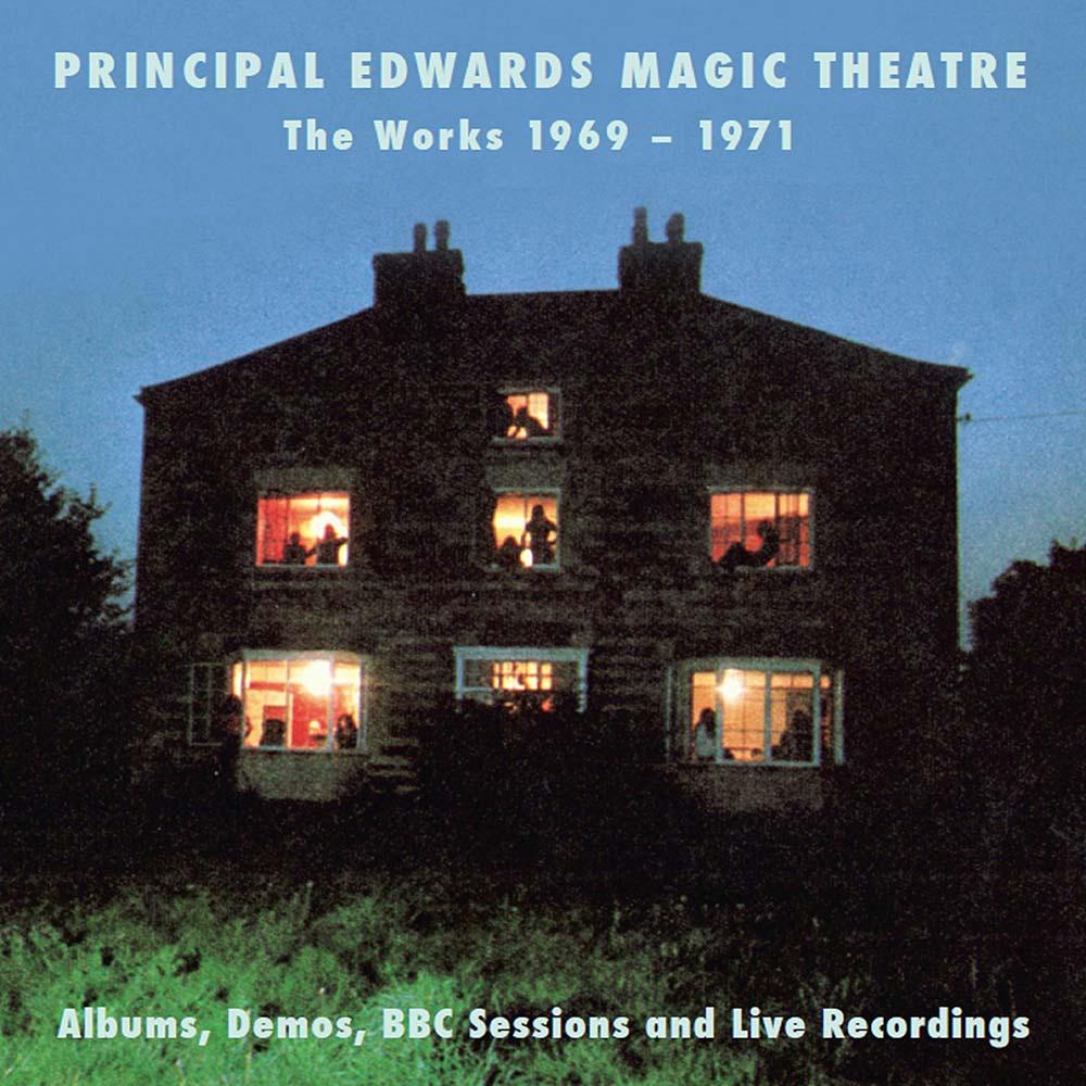 Principal Edwards Magic Theatre The Works 1969-1971: 3CD Box Set