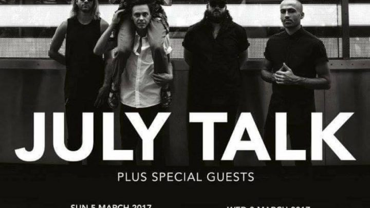 July Talk – Night & Day Cafe, Manchester – 07.03.17