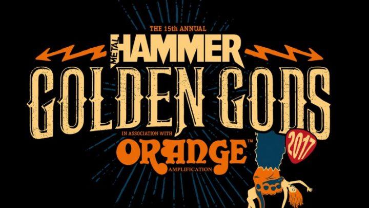 ANAAL NATHRAKH nominated for Metal Hammer Golden God Award