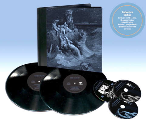 THE MISSION announce  The Complete Another Fall From Grace Box set  May 12th