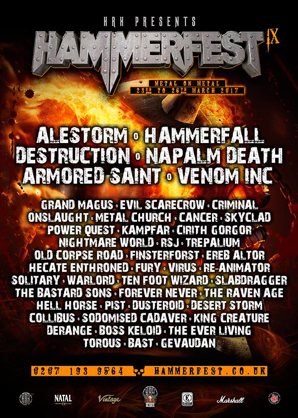 Hammerfest Day 3 Review