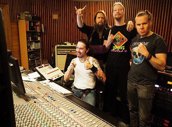 ENSIFERUM issues update from in the studio!