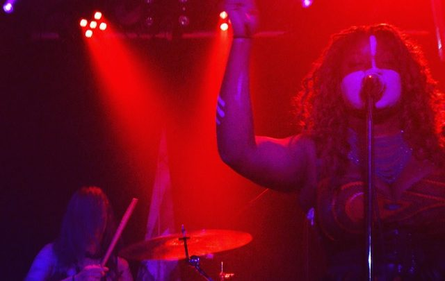 Vodun – The Parish, Huddersfield – 18.04.17