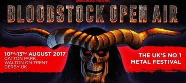 BLOODSTOCK announce four more bands for August 2017