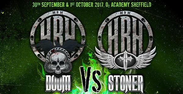 HRH DOOM VS STONER