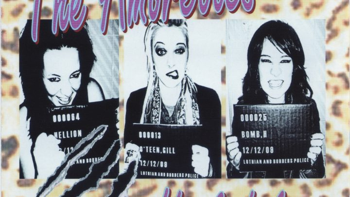 The Amorettes Limited edition re-issue debut album