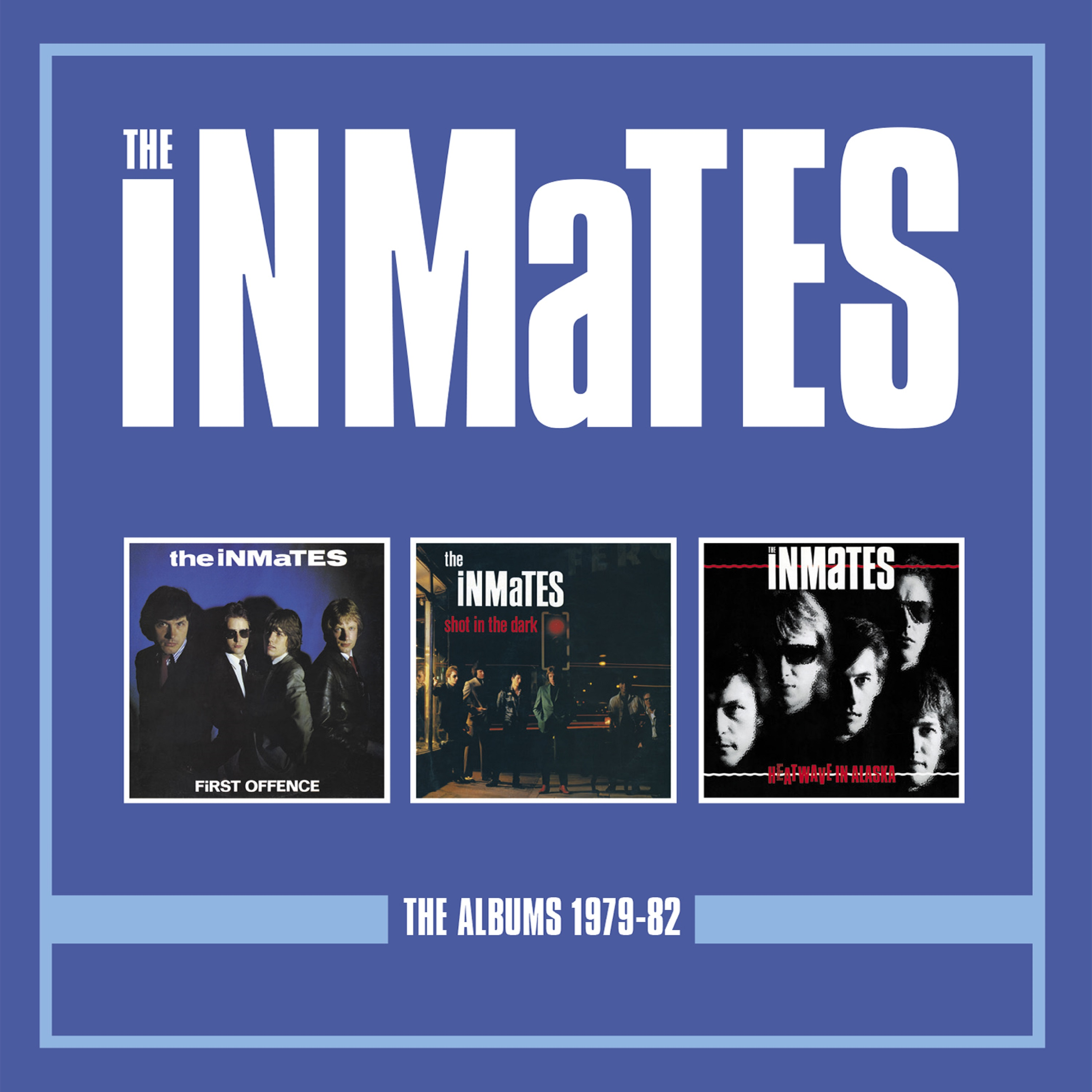The Inmates – The Albums 1979-82