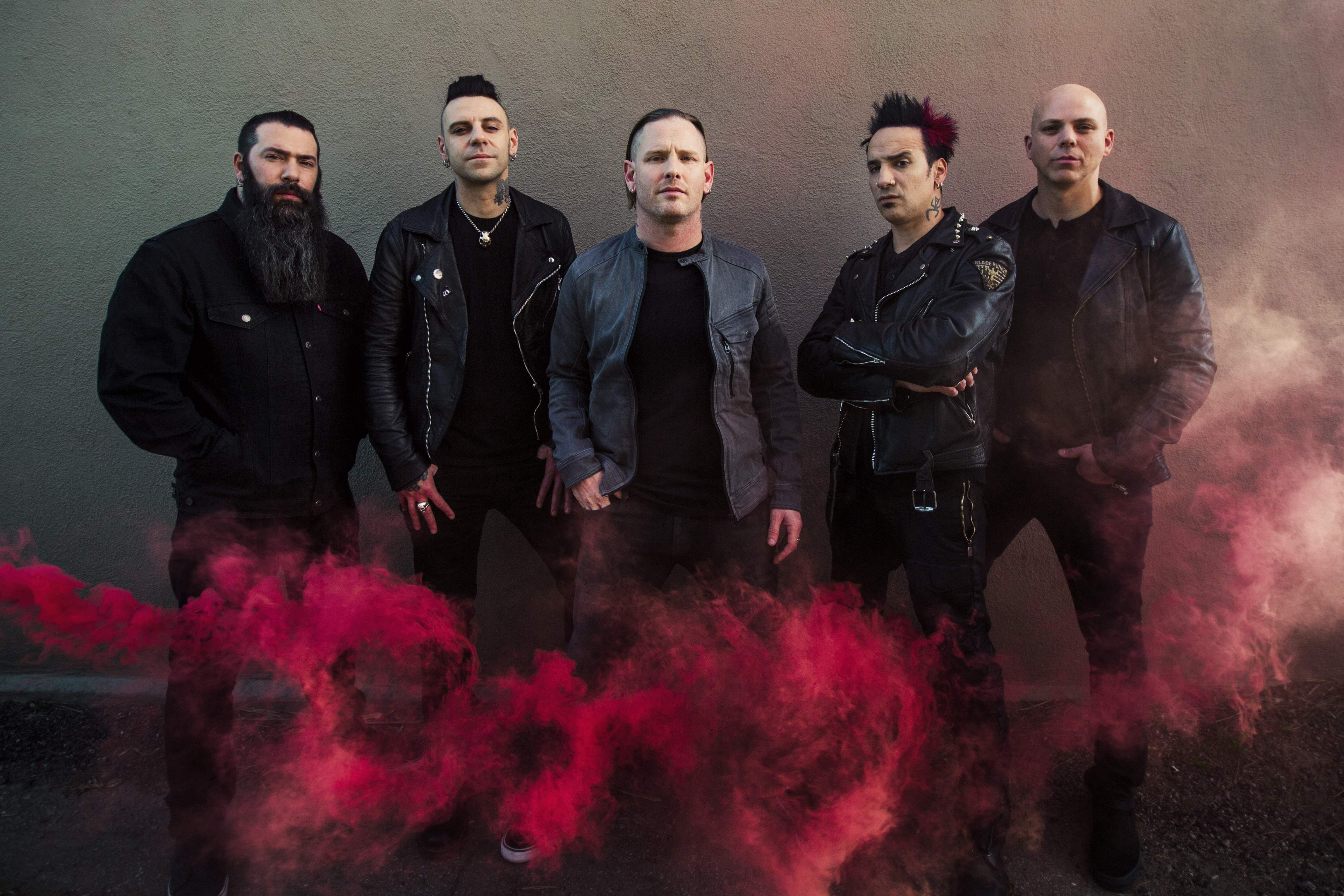 STONE SOUR announce UK tour, reveal new video for 'Song #3'