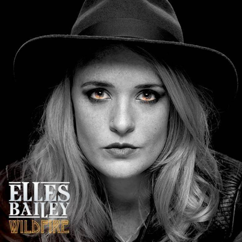 Elles Bailey announces her debut album 'Wildfire' and shares new single video 'Same Flame'