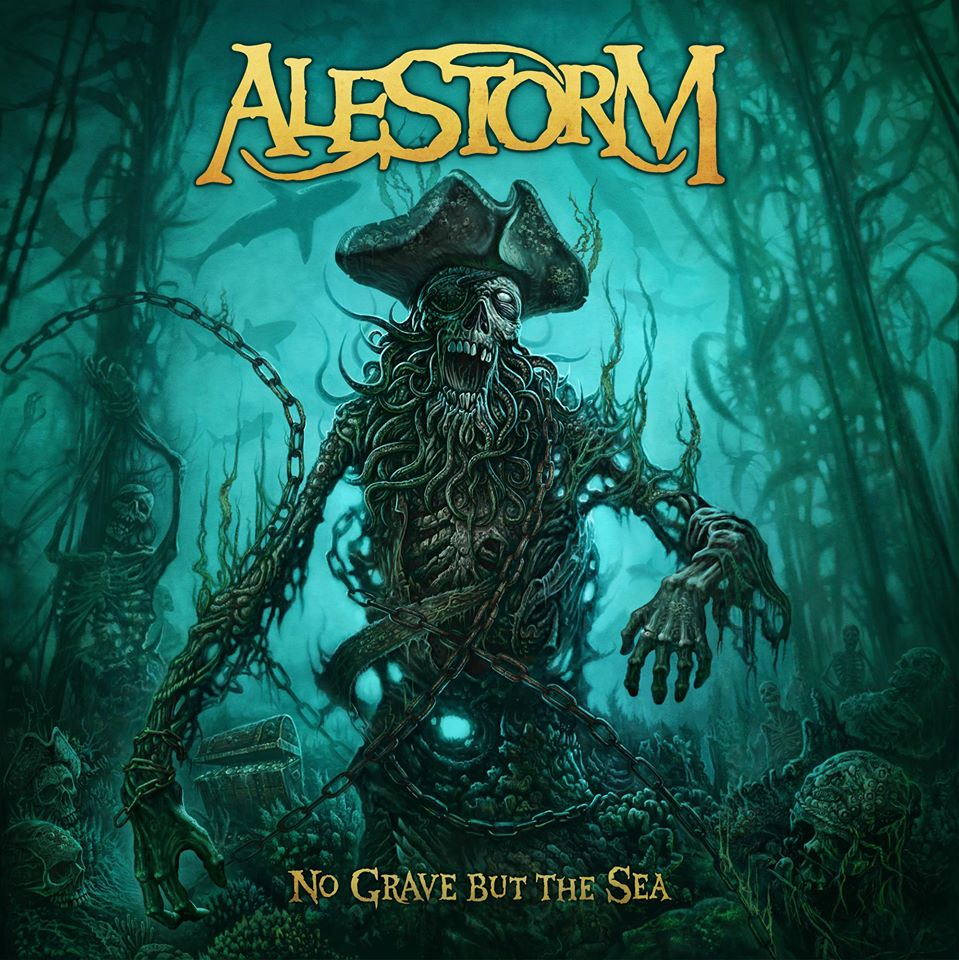 Elliot of Alestorm Interview