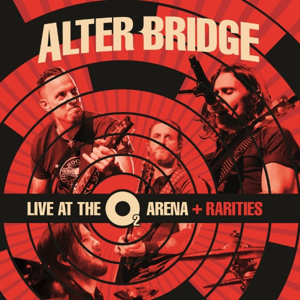 ALTER BRIDGE release video for The Other Side; sell out RAH shows in 7 minutes