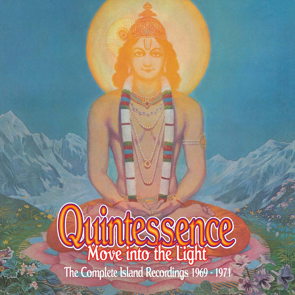 Quintessence – Move Into The Light ~ The Complete Island Recordings 1969-1971: Remastered Edition