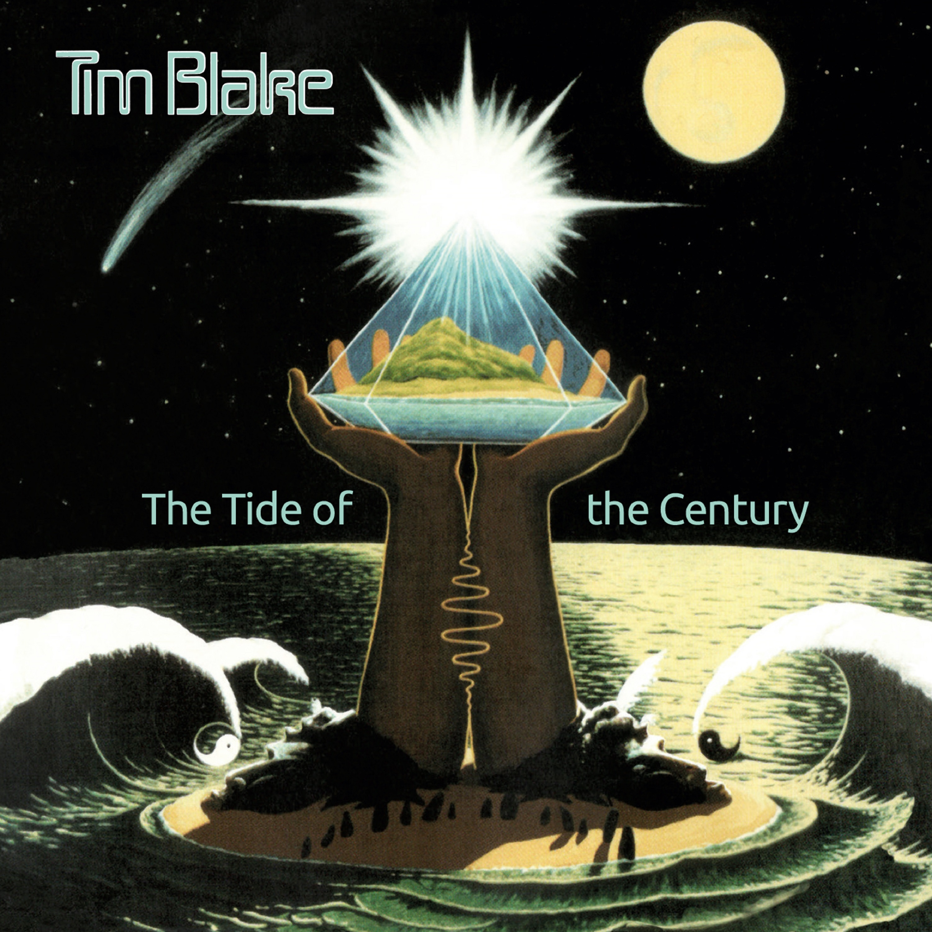 Tim Blake – The Tide Of The Century