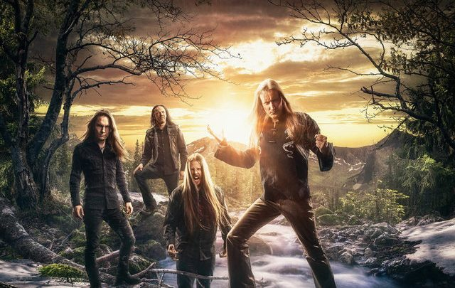 WINTERSUN | Band release 'Eternal Darkness (Autumn)' guitar playthrough
