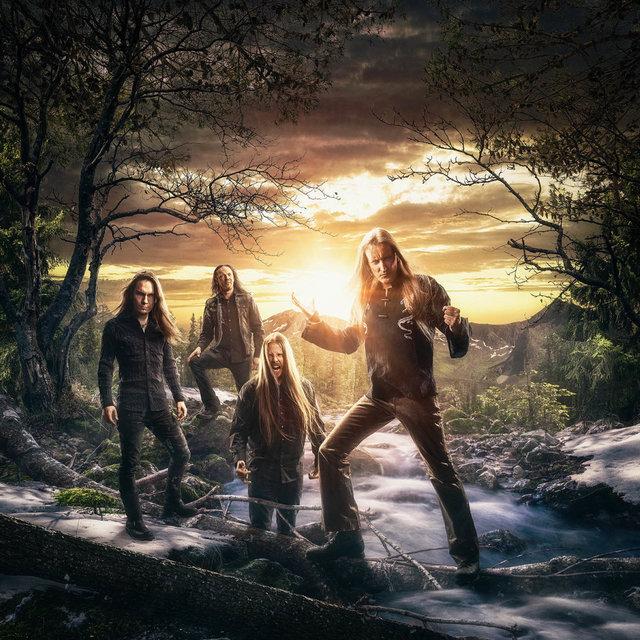 WINTERSUN   Band release 'Eternal Darkness (Autumn)' guitar playthrough